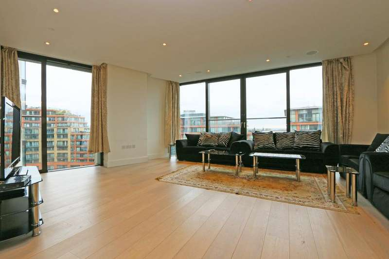 3 Bedrooms Apartment Flat for sale in 3 Merchant Square, Harbet Road, London W2