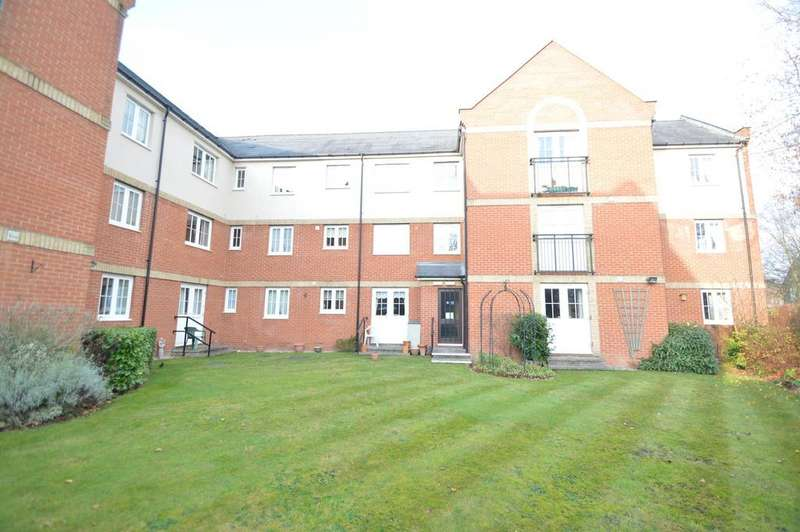 1 Bedroom Ground Flat for sale in Riverside Court, Halstead CO9