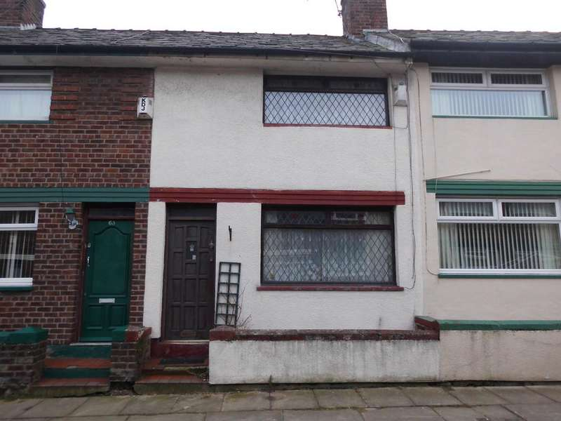 2 Bedrooms Terraced House for sale in Forfar Road, Old Swan, Liverpool L13