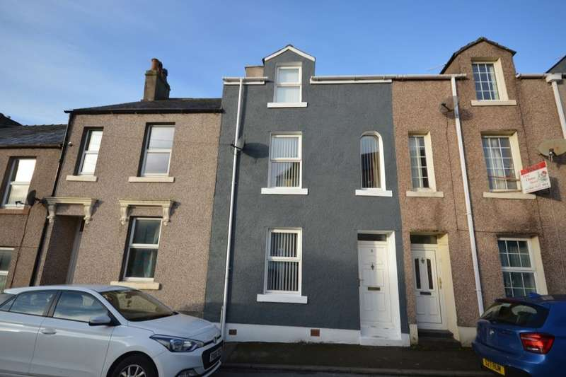 4 Bedrooms Property for sale in The Crescent, Cleator Moor, CA25