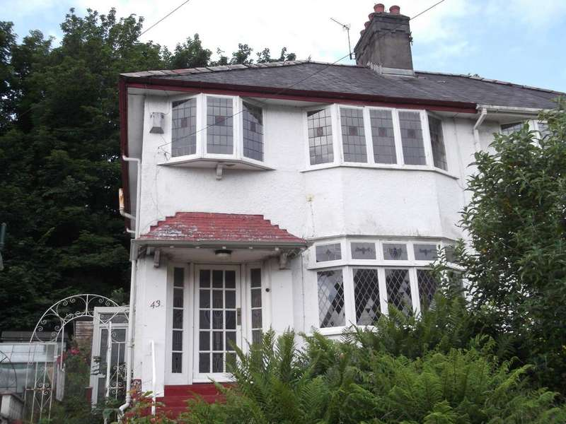 3 Bedrooms End Of Terrace House for sale in MOUNT PLEASANT, MOUNT PLEASANT, SWANSEA SA1