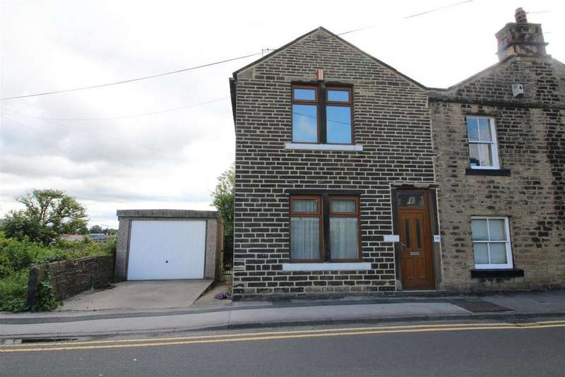 2 Bedrooms Semi Detached House for sale in Moorside Road, Bradford, BD2 3HD