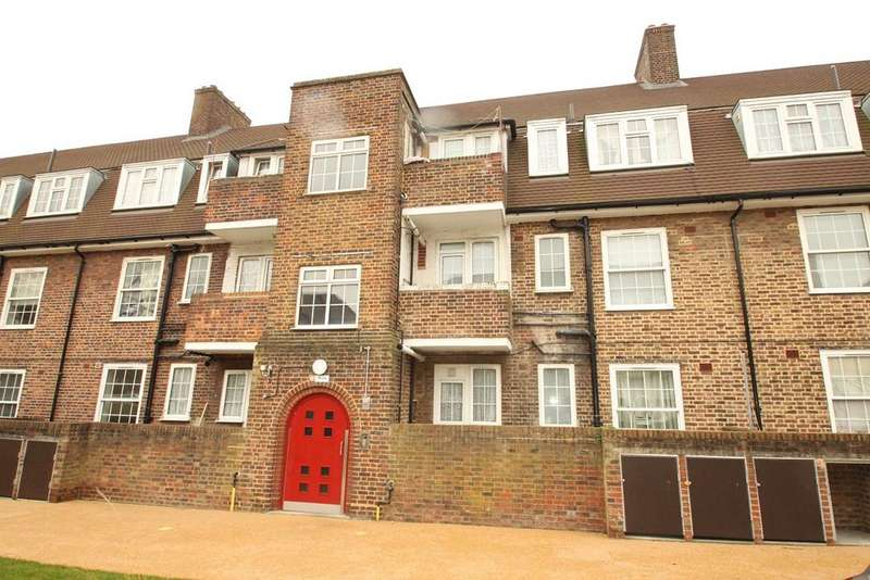 2 Bedrooms Flat for sale in dunfield gardens se6
