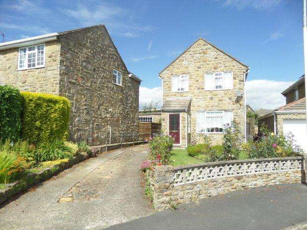 3 Bedrooms Detached House for sale in AUCKLAND VIEW, HIGH ETHERLEY, BISHOP AUCKLAND