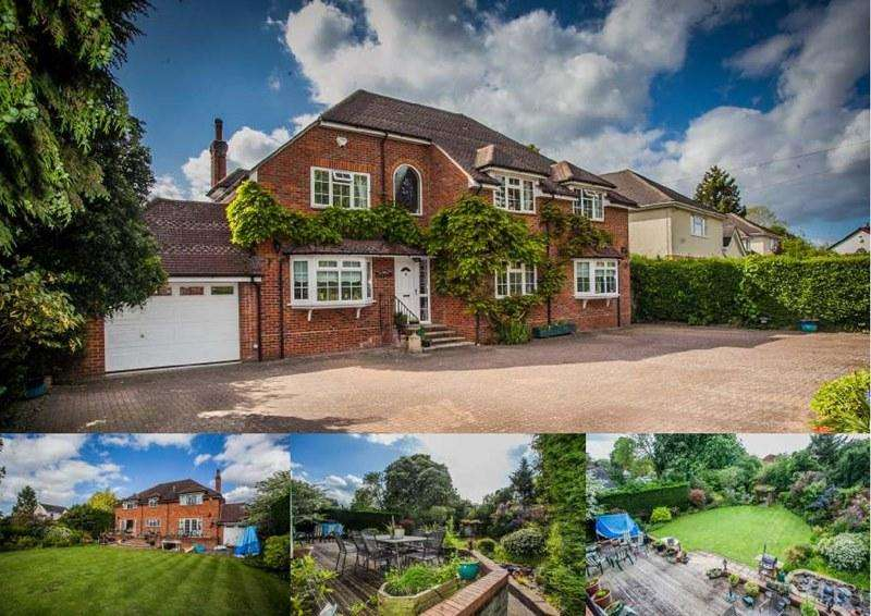 5 Bedrooms Detached House for sale in Boulters Lane, MAIDENHEAD, SL6