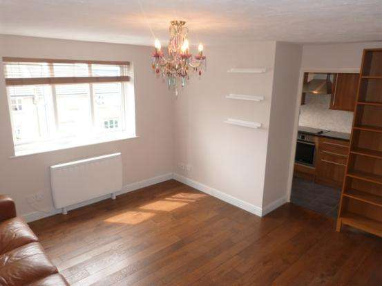 2 Bedrooms Flat for sale in Ferguson Close, London, E14 3RT