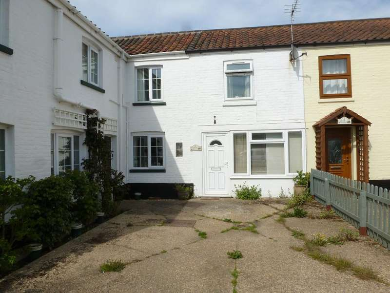 2 Bedrooms Terraced House for sale in Swanton Abbott, Norwich