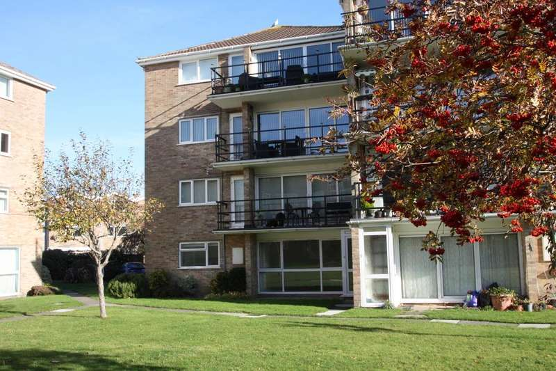 Studio Flat for sale in Marchwood Court, Broadsands Drive, Alverstoke, Gosport PO12