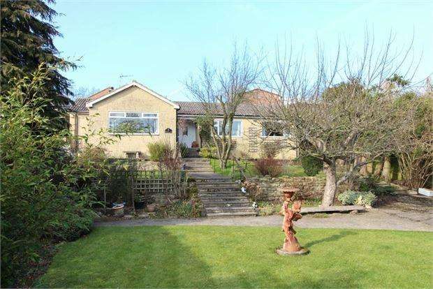 3 Bedrooms Detached Bungalow for sale in Bedale Road, Scotton, North Yorkshire. DL9 3NA