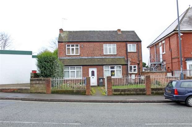 2 Bedrooms Detached House for sale in Burton Road, Derby