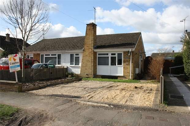 2 Bedrooms Semi Detached Bungalow for sale in South Lane, Ash, ALDERSHOT, Hampshire