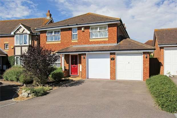 4 Bedrooms Detached House for sale in Recreation Way, Sittingbourne, Kent