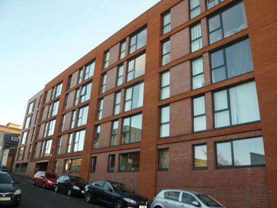 2 Bedrooms Apartment Flat for sale in Sapphire Heights, Tenby Street North, Birmingham B1