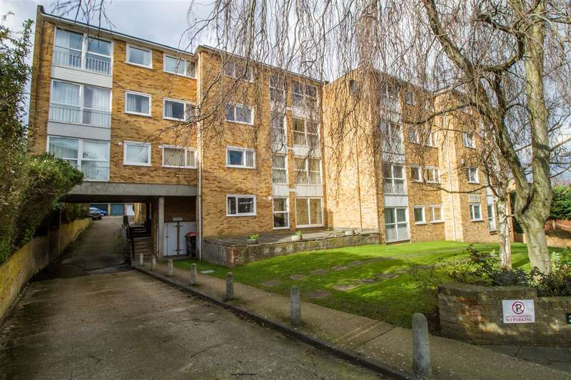 2 Bedrooms Apartment Flat for sale in Hertford Lodge, Albert Drive, Southfields