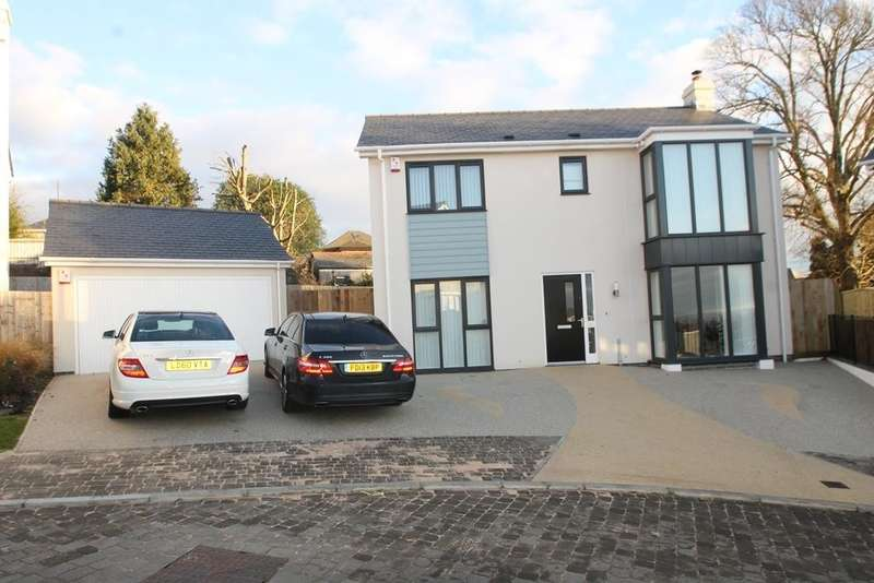 4 Bedrooms Detached House for sale in Plymouth