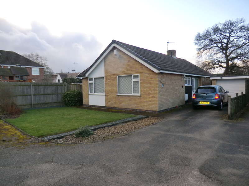 2 Bedrooms Detached Bungalow for sale in Tudor Avenue, Coventry