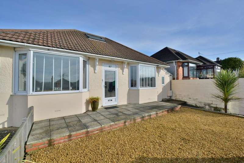 2 Bedrooms Detached Bungalow for sale in Connaught Crescent, Parkstone, Poole