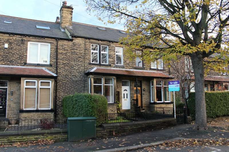 4 Bedrooms Terraced House for sale in Old Road, Farsley, LS28