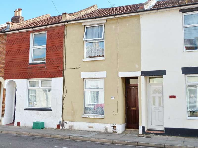 2 Bedrooms Terraced House for sale in Byerley Road, Portsmouth PO1