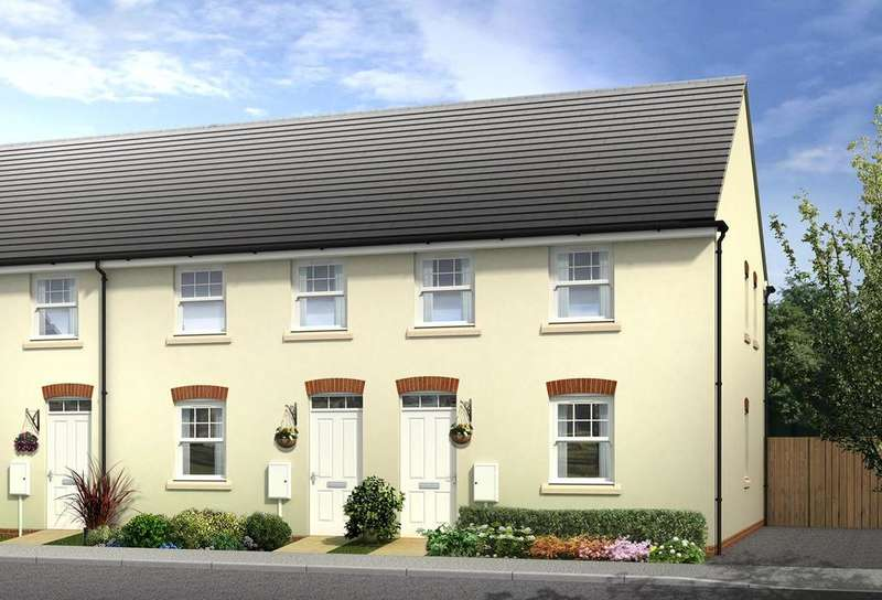 3 Bedrooms Terraced House for sale in King's Wood Gate, Wonastow Road, Monmouth