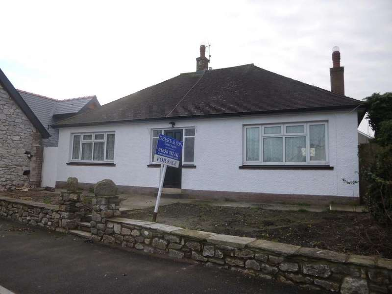 2 Bedrooms Detached Bungalow for sale in Heol-y-Graig, Newton, Porthcawl CF36