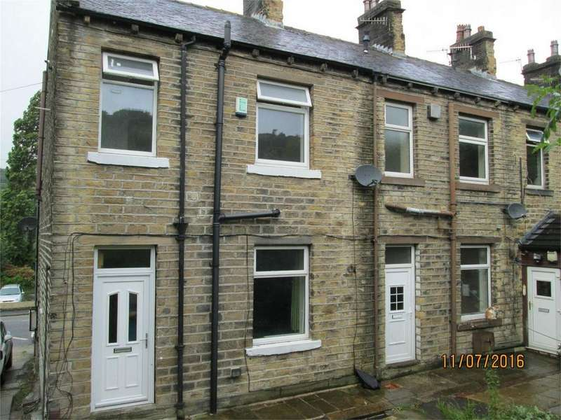 2 Bedrooms End Of Terrace House for sale in Manchester Road, Linthwaite, HUDDERSFIELD, West Yorkshire