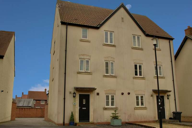 5 Bedrooms Semi Detached House for sale in SHEPTON MALLET