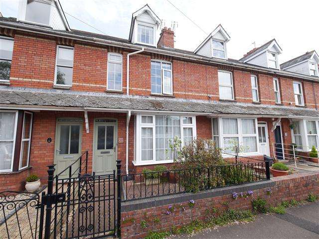 3 Bedrooms Terraced House for sale in Clifford Terrace, Wellington TA21