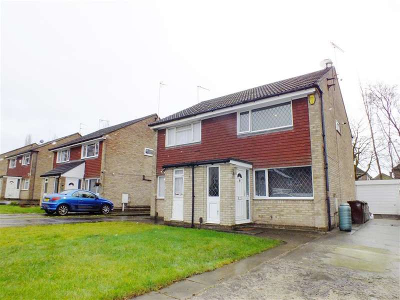 2 Bedrooms Semi Detached House for sale in Turnberry Grove, Alwoodley, Leeds, LS17 7TD