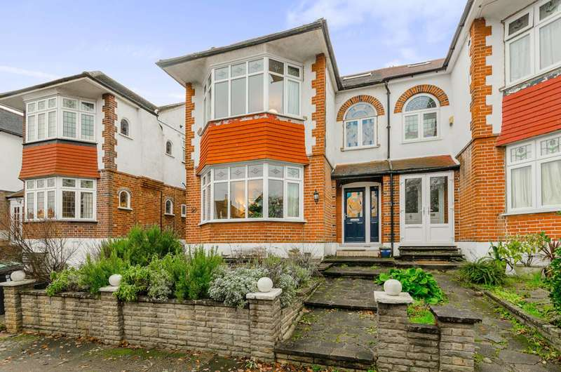 4 Bedrooms House for sale in Woodfield Way, Bounds Green, N11