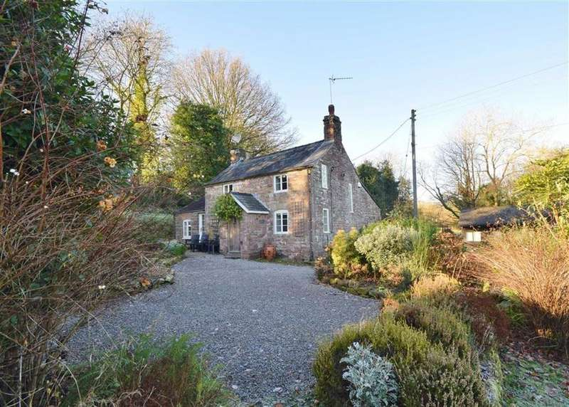 2 Bedrooms Detached House for sale in Monmouth, Monmouthshire