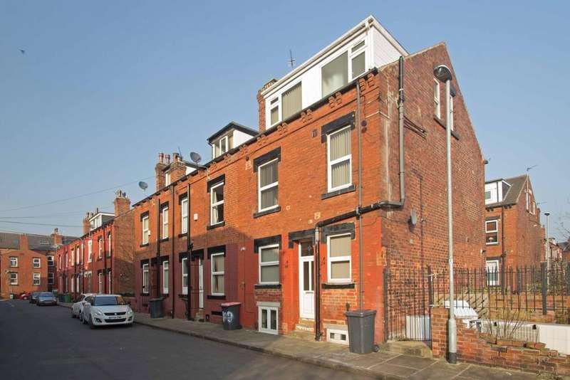 4 Bedrooms End Of Terrace House for sale in Elizabeth Street, Hyde Park, Leeds 6
