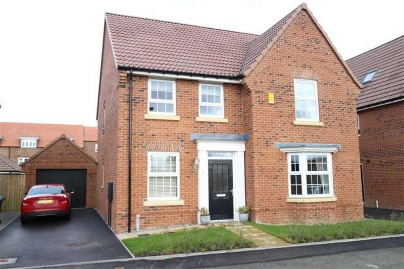 4 Bedrooms Detached House for sale in All Saints Lane, Northallerton, North Yorkshire