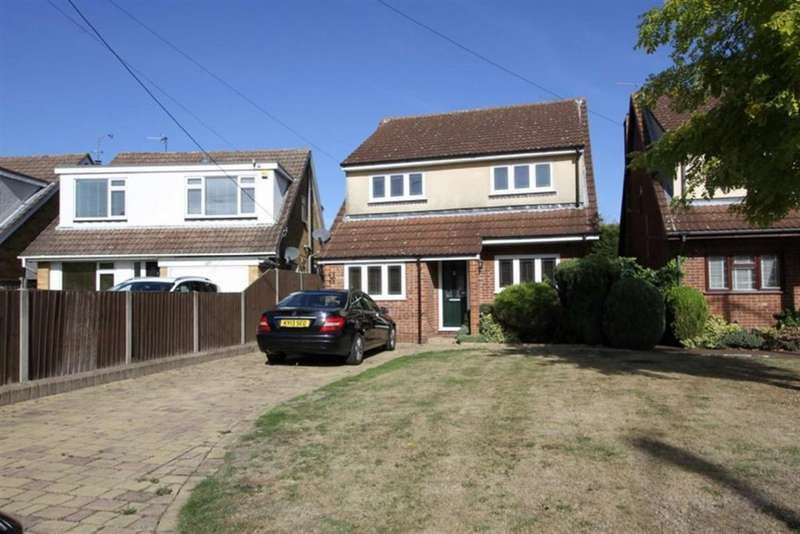 4 Bedrooms Detached House for sale in Norsey View Drive, Billericay, Essex, CM12 OQU