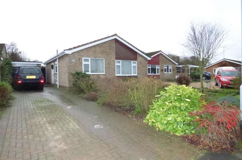 2 Bedrooms Detached Bungalow for sale in St. Andrews Close, Holme Hale