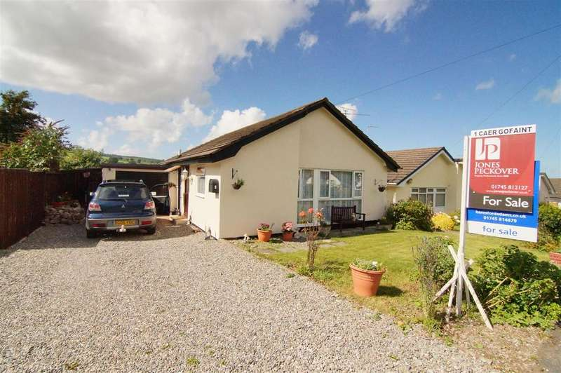 2 Bedrooms Detached Bungalow for sale in Groes