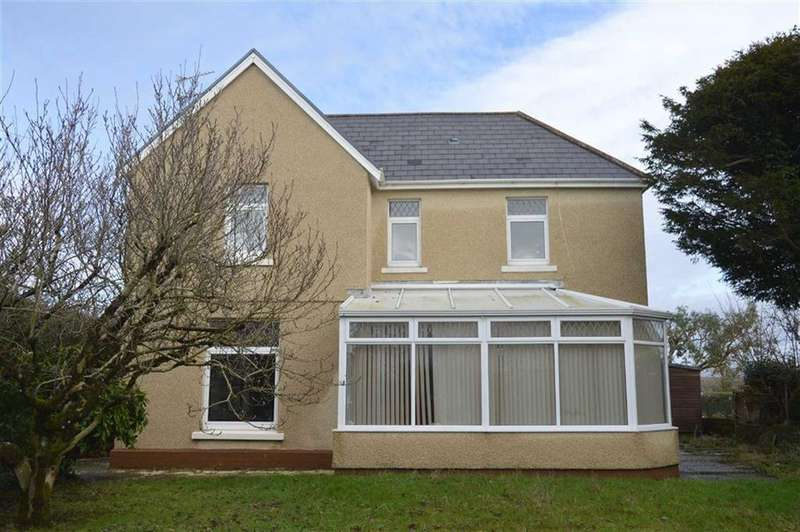 4 Bedrooms Detached House for sale in Oldway, Bishopston, Swansea