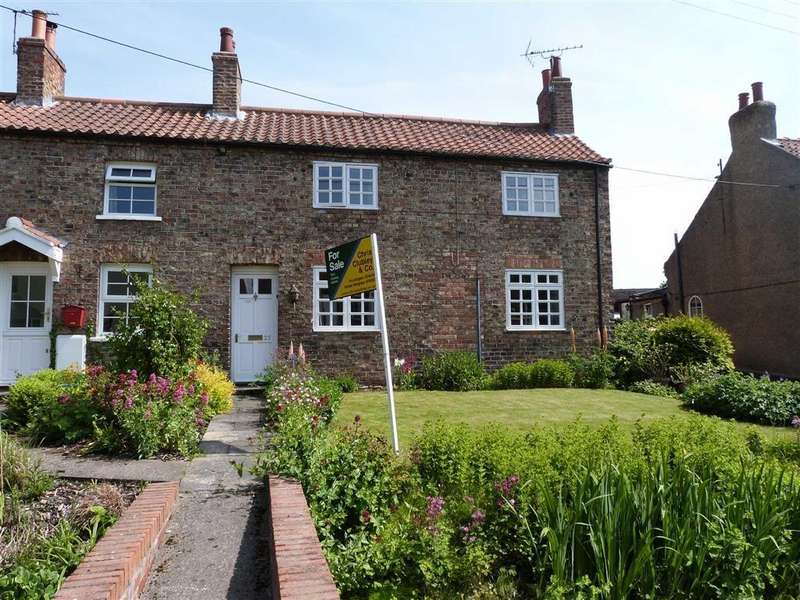 4 Bedrooms End Of Terrace House for sale in Main Street, Bishop Wilton