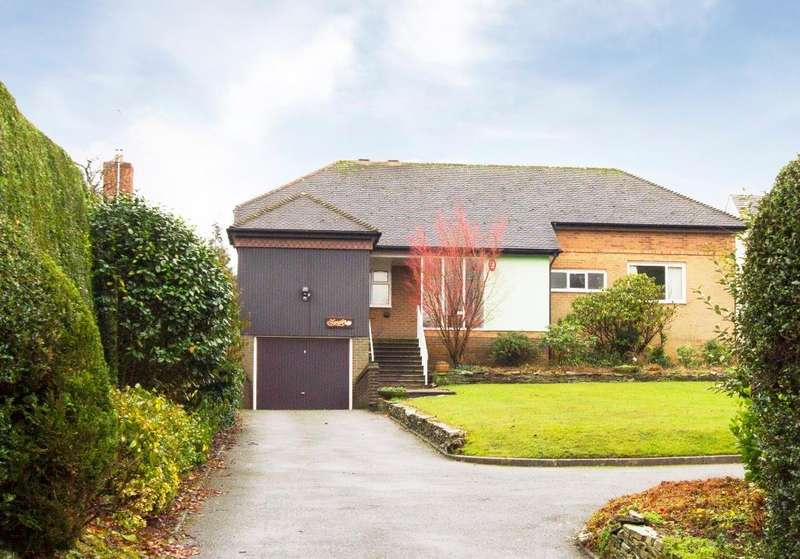 4 Bedrooms Detached Bungalow for sale in Station Road, Blackwell, Bromsgrove