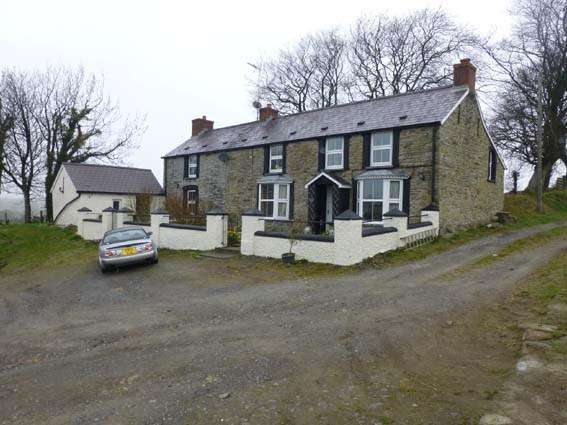 4 Bedrooms Land Commercial for sale in Blaenwenen Farm, Llangoedmor, Cardigan, SA43
