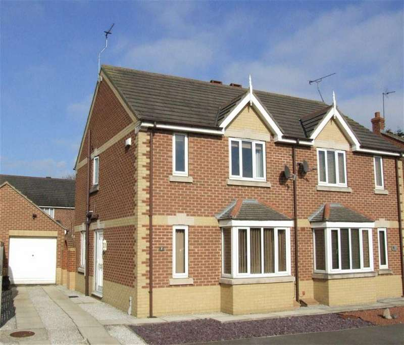 3 Bedrooms Semi Detached House for sale in Hamling Way, Hull, Kingston Upon Hull, HU4