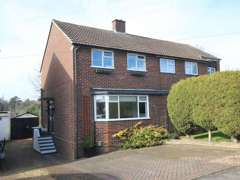 3 Bedrooms Semi Detached House for sale in Townfield Road, Flitwick, Bedford, MK45