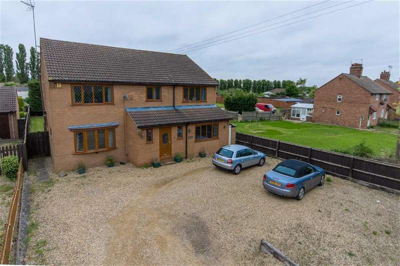 6 Bedrooms Detached House for sale in Dozens Bank, West Pinchbeck