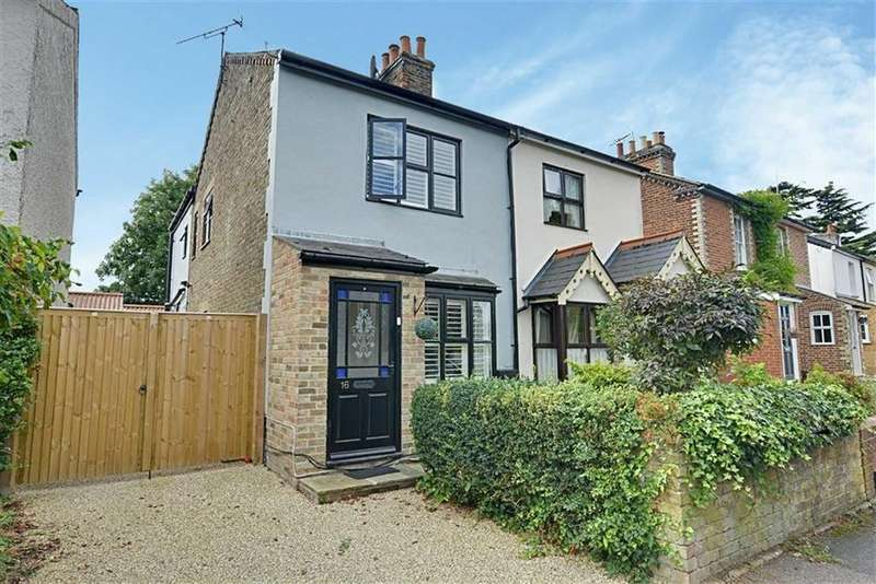 3 Bedrooms Semi Detached House for sale in Mount Pleasant, Hertford Heath, Herts, SG13