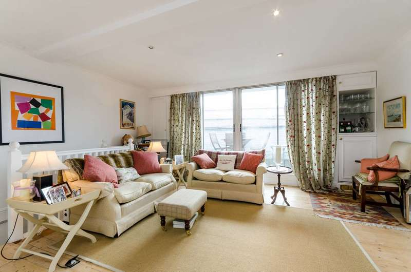3 Bedrooms Flat for sale in Maclise Road, Brook Green, W14