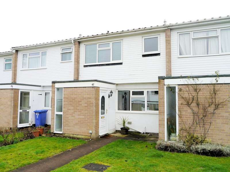 3 Bedrooms Terraced House for sale in Ruddlesway, Windsor SL4