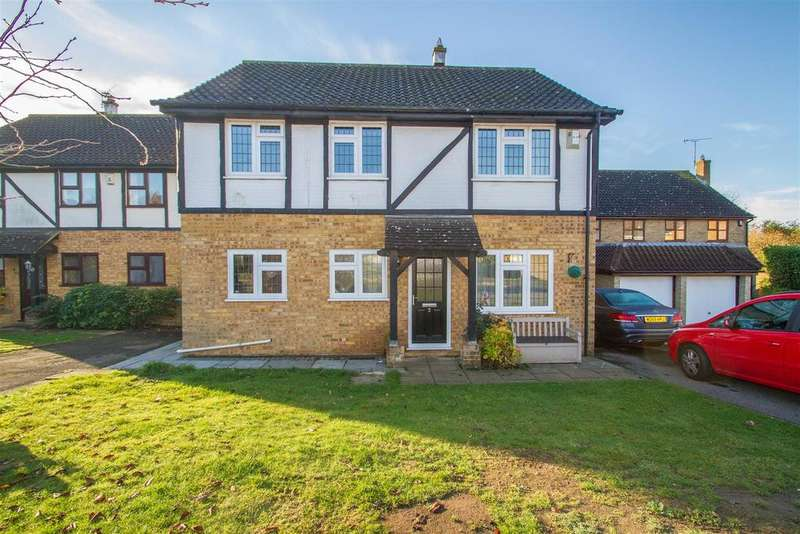 4 Bedrooms Detached House for sale in The Maltings, Weavering, Maidstone