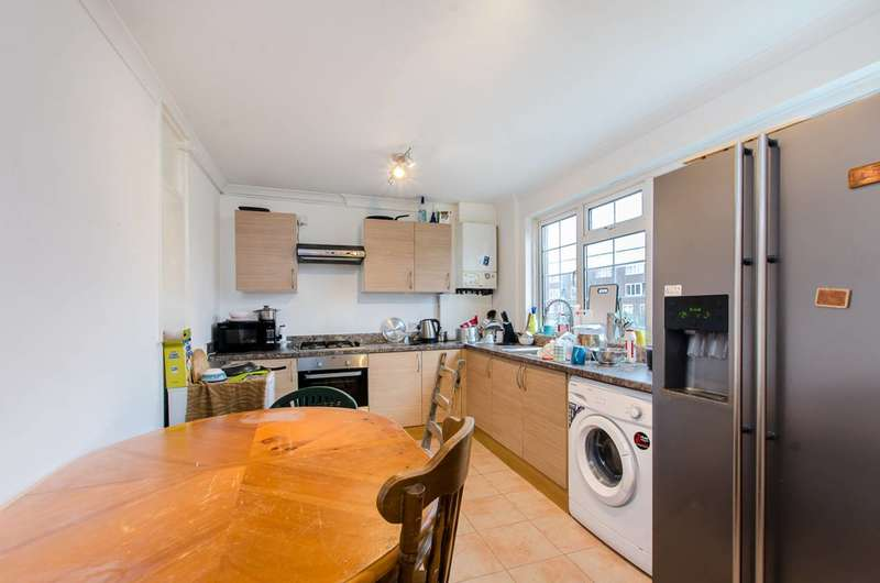 3 Bedrooms House for sale in Upper Tulse Hill, Tulse Hill, SW2