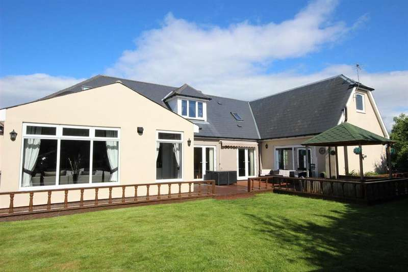 4 Bedrooms Detached House for sale in Lowland Road, Brandon, Durham