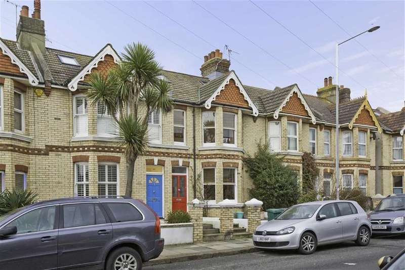 5 Bedrooms Terraced House for sale in St Andrews Road, Hove, East Sussex